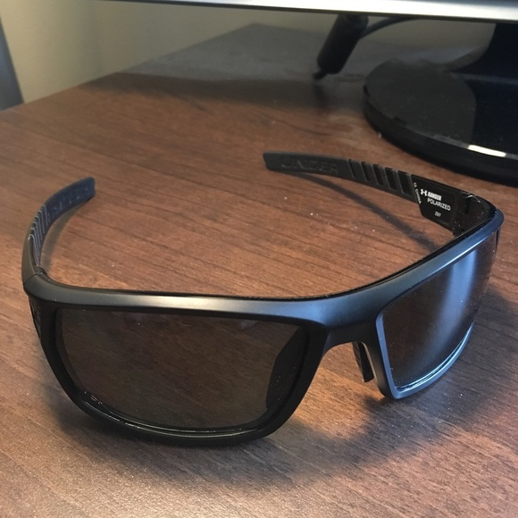 e461e02440 Under Armor Storm Ranger Polarized Sunglasses. M 5ae1ef5205f430192d6b2be3